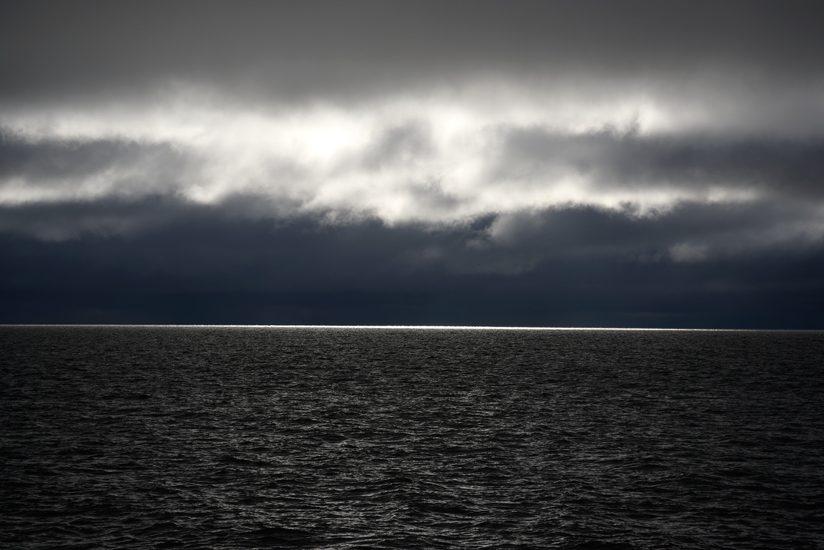 Arctic Ocean; Tuktoyaktuk, NT