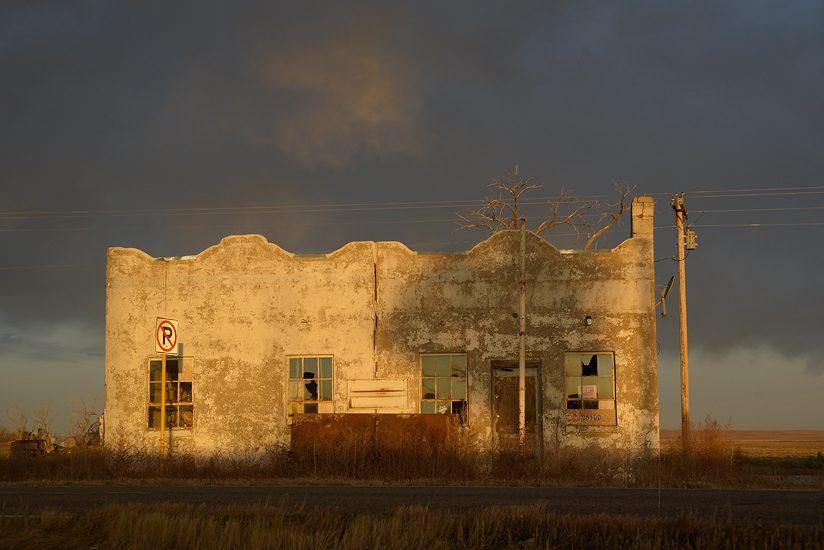 Abandoned store, Model, CO