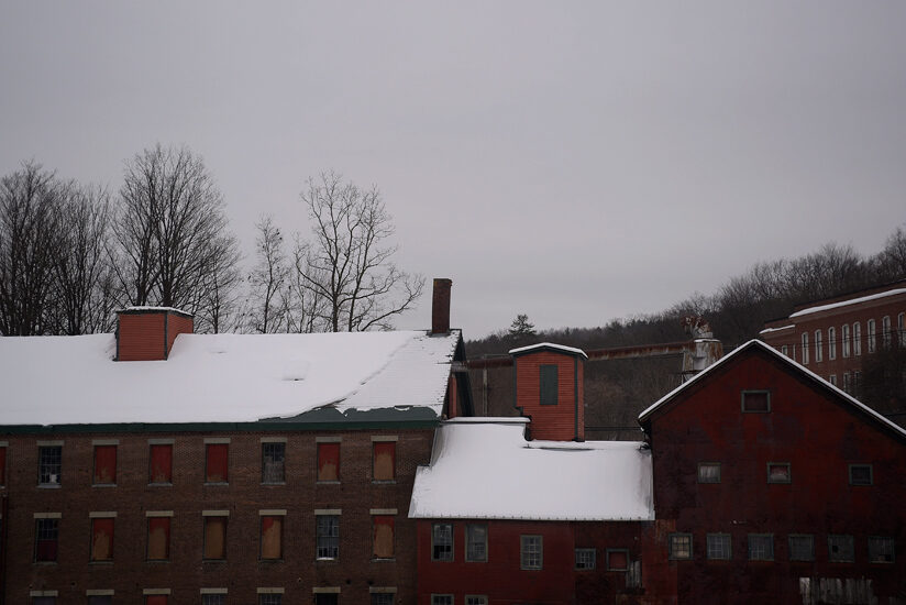 Parks and Woolson mill, c. 1839; Springfield, VT