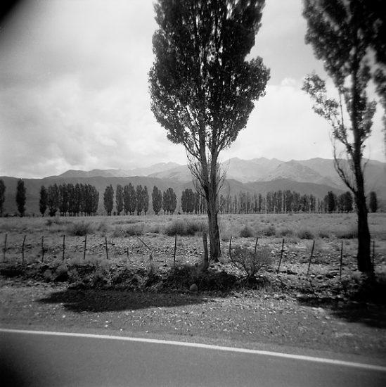 Near Uspallata, Argentina